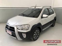 ETIOS CROSS 2017/2018 1.5 16V FLEX 4P AUTOMÁTICO