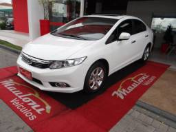 HONDA CIVIC SEDAN EXR 2.0 FLEXONE 16V AUT