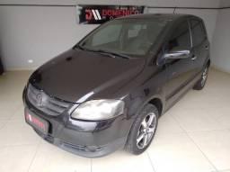 Volkswagen Fox black 4P