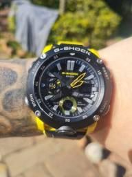 Título do anúncio: Relógio Casio G-shock Carbon Core Guard Ga-2000 Novíssimo