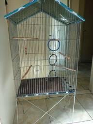 Título do anúncio: Gaiolas calopsitas, pássaros