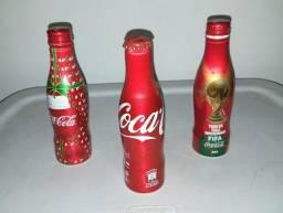 Título do anúncio: Garrafas Coca Cola Comemorativas