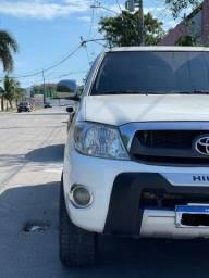 Título do anúncio: Hilux 4x4 diesel - Oportunidade