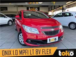 Título do anúncio: Chevrolet Onix 2013 1.0 mpfi lt 8v flex 4p manual