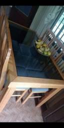 Título do anúncio: Mesa de 6 cadeiras
