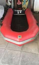 Barco Bote Zodiac 4.5 metros