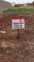 Título do anúncio: Vendo terreno na cidade de CÂNDIDO MOTA