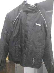 Jaqueta masculina motoqueiro