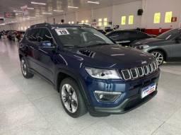 Jeep Compass Longitude 2.0 4X2 Flex Automática Baixa Km ! Veiculo Impecável
