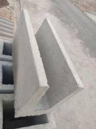 Fabricamos blocos e canaletas de Qualidade