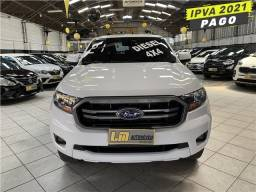 Título do anúncio: Ford Ranger 2021 2.2 xls 4x2 cd 16v diesel 4p automático