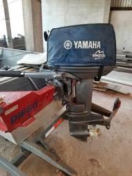 Título do anúncio: Motor 25 Yamaha