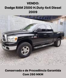 Dodge RAM 2500 H.Duty 4x4 Diesel 2009