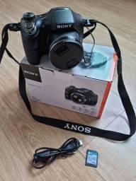 Título do anúncio: Câmera Sony Cyber-shot  DSC - H300