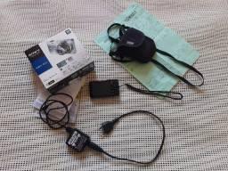 Câmera Sony Cyber-Shot Dsc WX-100 / 18.2MP Full HD Display 2.7?