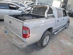 [PEÇAS] Chevrolet S10 CD 2.8 16v TDI 4x4 Mec. - Ano: 2002