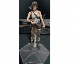 Action Figure Tomb Raider - Lara Croft - 20,3cm - Articulado
