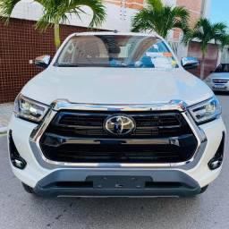Título do anúncio: Toyota Hilux CD SRX 2.8 4x4 2021/2021