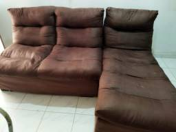 vendo sofá usado !