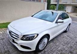 Título do anúncio: Mercedes C200 16/16 - Único Dono - Impecável - Garantia até Jan/22