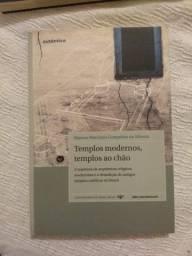 Livro: Templos Modernos, Templos Ao Chão
