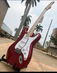 Vendo GeL léo Fender LEGACY Guitarr top!