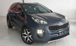 Sportage  2017 EX  aut. Extra zap Cris *