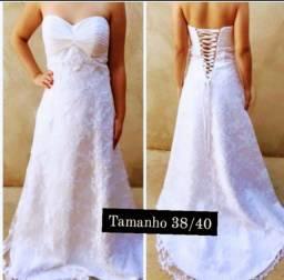 Título do anúncio: Vestidos de noiva
