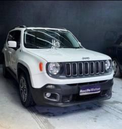 Jeep Renegade LNGTD 1.8 2016 Flex Branco