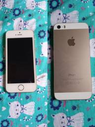 Apple iPhone 5s 16gb Desbloqueado Original Wifi - Usado