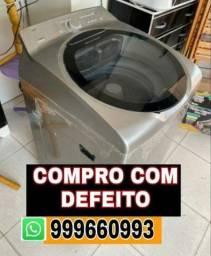 Título do anúncio: Máquina de lavar roupa lavadoura