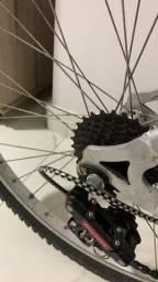 Bicicleta Inox Aro 26