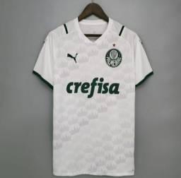 Camisa Palmeiras e PSG