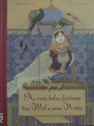 """Livro: """"As mais belas histórias das Mil e uma Noites"""" - Ed. Cosac Naify"""