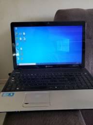 Notebook Gateway 15,6 led i3