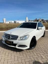 Título do anúncio: Mercedes-Benz C180