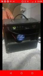 Título do anúncio: Caixa de som para guitarra