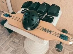 Título do anúncio: Skate long bord