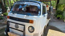 Título do anúncio: Kombi Pick-up conservada