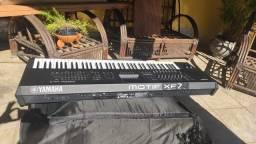 Teclado Yamaha Motif XF7
