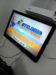 Título do anúncio: TV 32 polegadas LCD com controle Panasonic 650reais