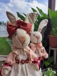 Coelhas para Páscoa