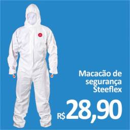 Título do anúncio: Macacão de Segurança - Steelflex - Promoção R$ 28,90