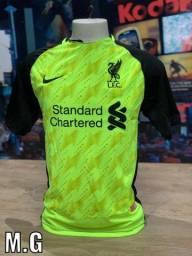 Camisas de time atacado R$25,99