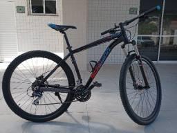 Título do anúncio: Bicicleta aro 29 Schwinn Mojave (fabricada pela Caloi) novíssima