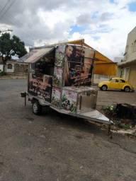 Título do anúncio: Vendo carreta food truck