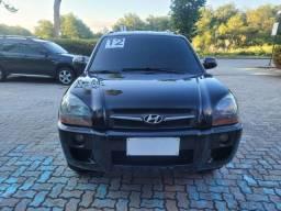 Título do anúncio: Hyundai Tucson GLS 2012, GNV 5 geração, automática