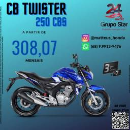 Título do anúncio: CB Twister 250 CBS