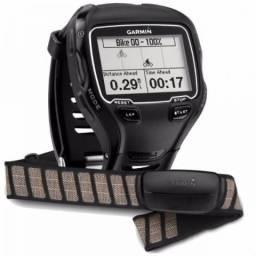 Monitor Cardíaco Garmin Forerunner 910xt + Cinta + Antena Gps (Parcelo em 10x)