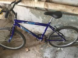 Vendo ou troco bicicleta nova com documento